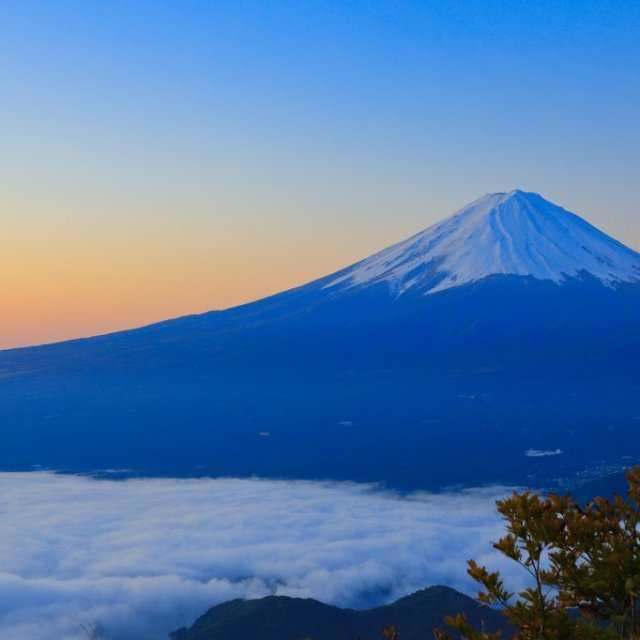 Seven Stunning Views of Mt. Fuji in a Row! Classic Course around Spots to View Mt. Fuji